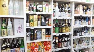 こだわりの地酒・オリジナル焼酎・その他酒類